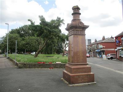 Constable Street,  Gorton,